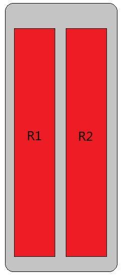 4-Port Antenna - 2L / 2.0 m