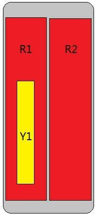 6-Port Antenna - 2L1H / 2.0 m