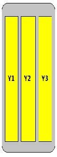 6-Port Antenna - 3H / 1.48 m