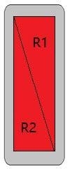 4-Port Antenna - 2L / 2.0m